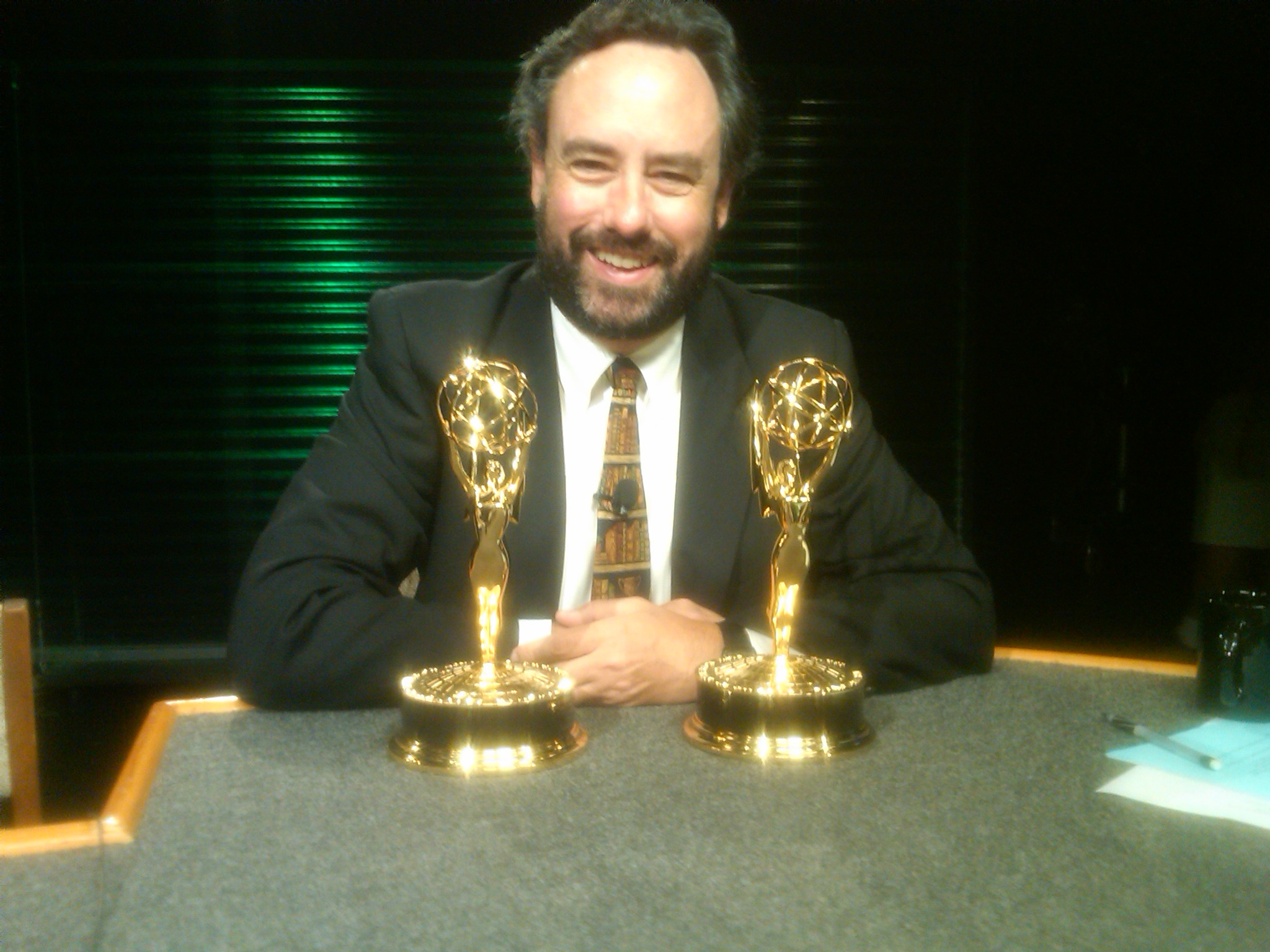 Kopel Emmy awards